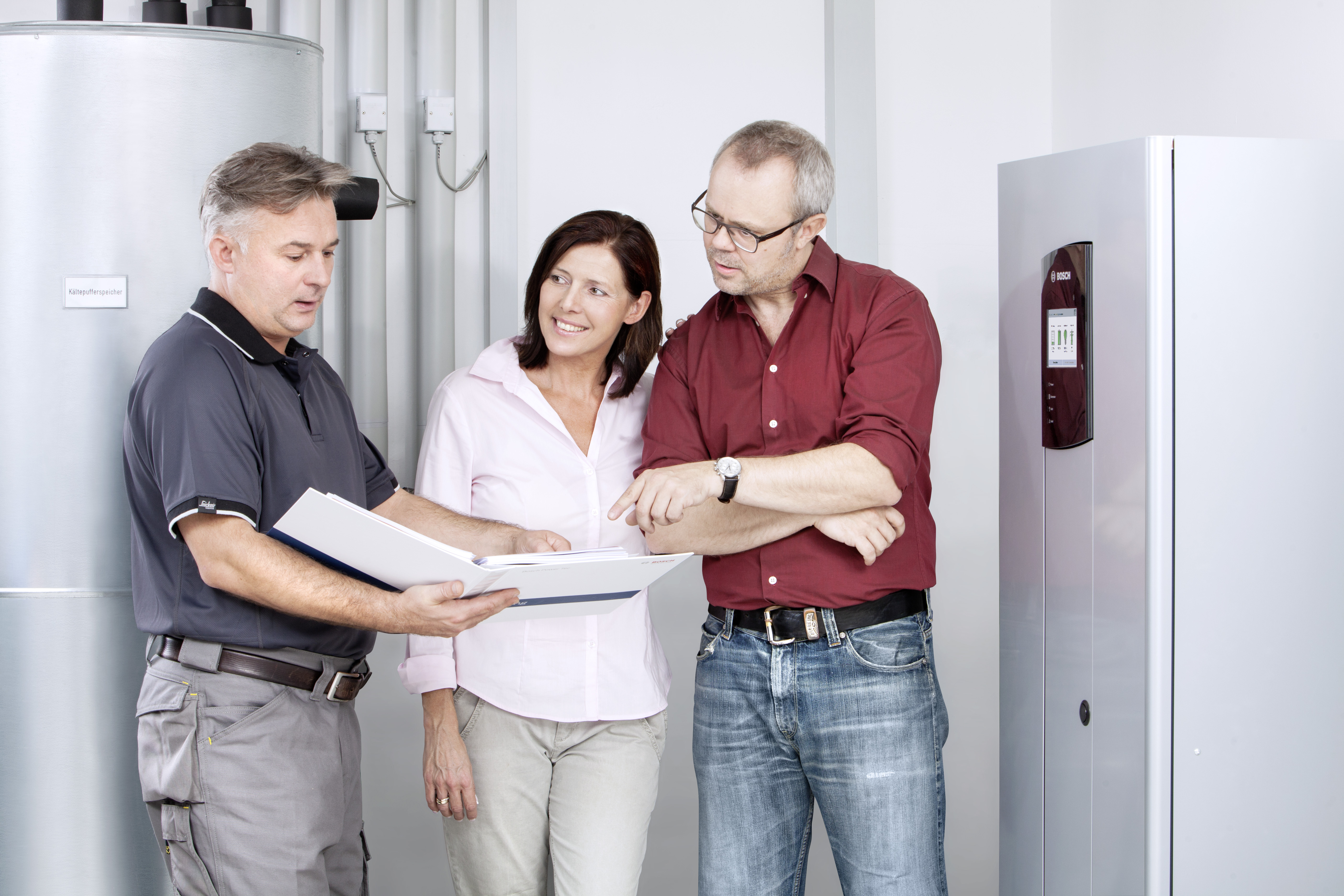 Bosch Battery Solution